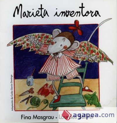 marieta inventora(libro infantil)