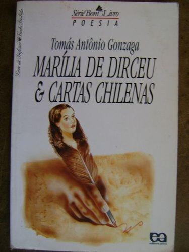 marília de dirceu e cartas chilenas tomás antônio gonzaga