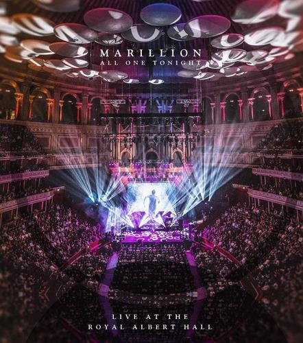 marillion all one tonight  blu-ray nuevo original importado