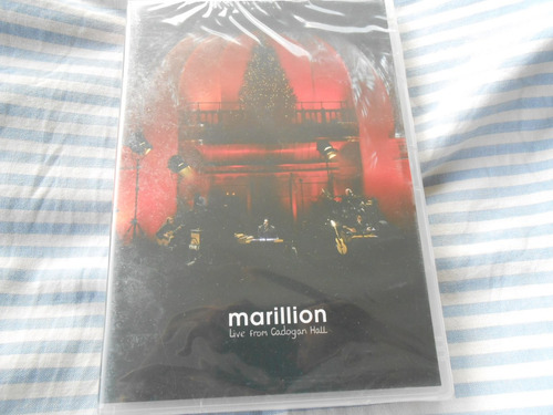 marillion live from cadogan hall dvd original lacrado duplo
