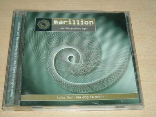 marillion  tales from the engine room. cd argentino