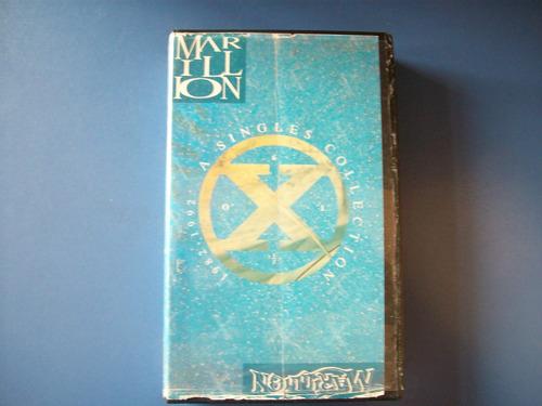 marillion - vhs, edição 1992