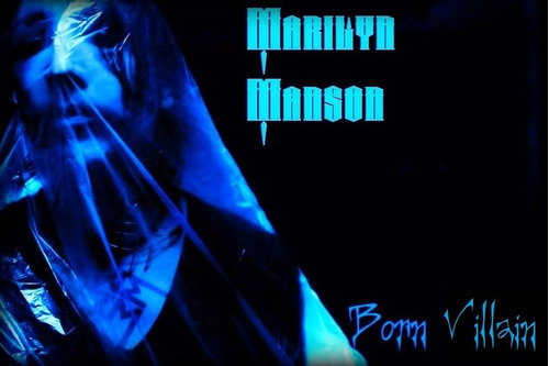 marilyn manson - born villain (2012)