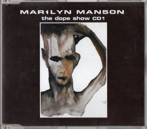 marilyn manson the dope show single cd part 1 uk