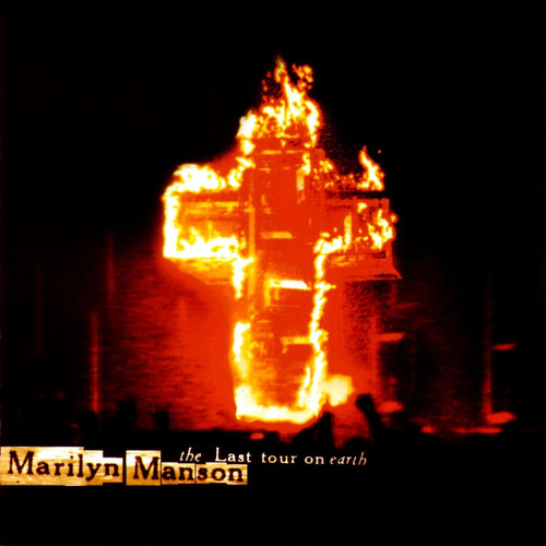 marilyn manson - the last tour on earth - cd nuevo