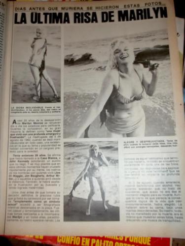 marilyn monroe.luisa albinoni.boda real.radiolandia 2000