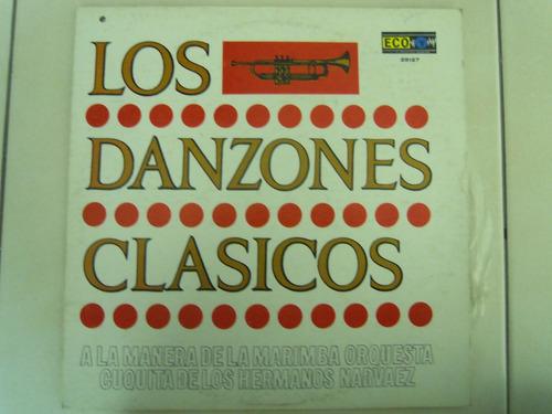 marimba orquets cuquita  lp los danzones clasicos