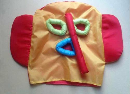 marimonda en tela carnaval barranquilla parranda vallenata