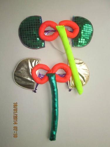marimonda en tela carnaval de barranquilla accesorios carnav