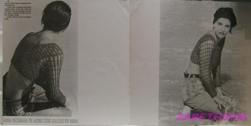 marina - ela e eu 1991 c/ wander taffo + livreto - lp vinil