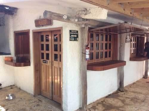 marina funcionado en venta con local para restaurante zona h