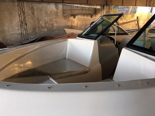 marine 500 con motor johnson 115 hp
