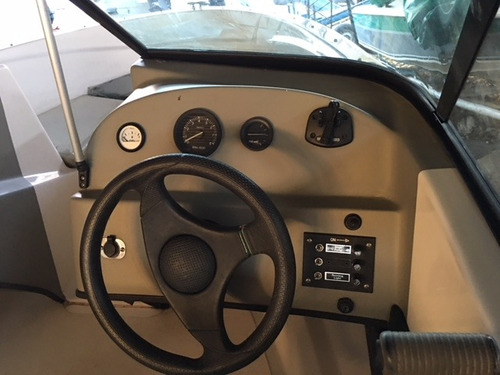 marine 500 con motor johnson 115 hp - dolar oficial -