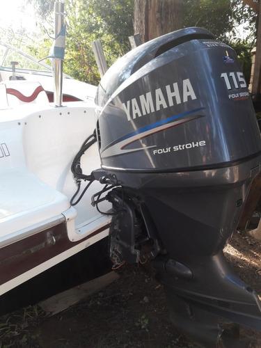 marine sur 500 , año 2004 , yamaha 115hp ,