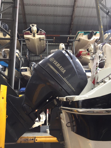 marine sur 555 quicksilver yamaha 4 tiempos 115hp  impecable