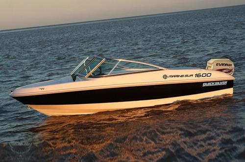 marine sur quicksilver 1600 - córdoba náutica