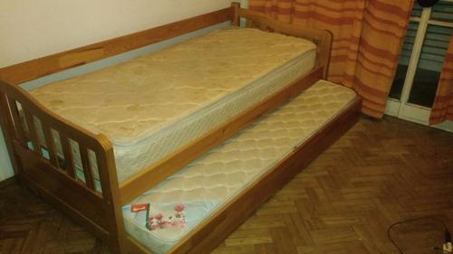 Marinera cama 1 plaza colchones oportunidad for Precio cama 1 plaza