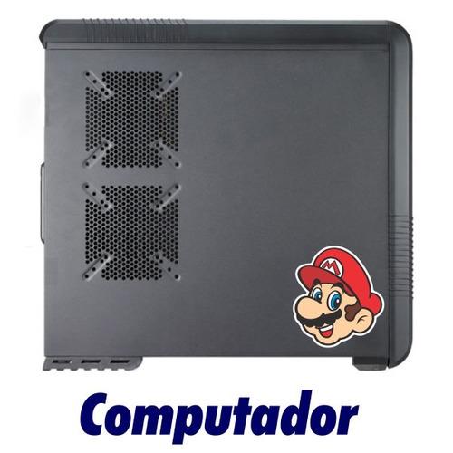 mario - 4 adesivos - pt-000095