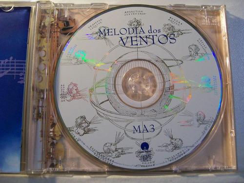 mário aphonso 3, melodia dos ventos, cd original raro