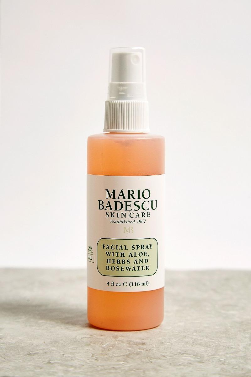 Mario Badescu Facial Spray Orange B Makeup