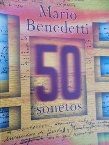 mario benedetti 50 sonetos