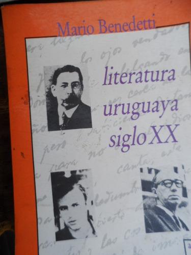mario benedetti literatura uruguaya del siglo xx