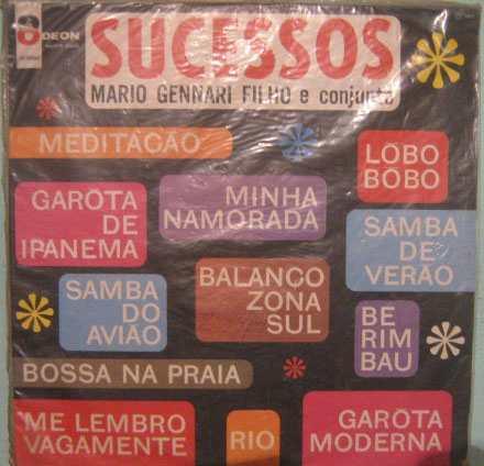 mario gennari filho & conjunto - sucessos - 1965