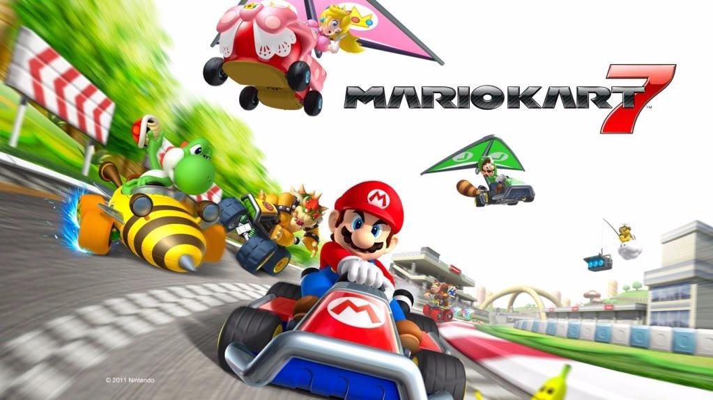 Mario Kart 7 Juego Nintendo 3ds Original Fisico 1 999 00 En