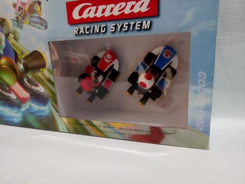 mario kart 8 pista carreras racing lincencia nintendo navida