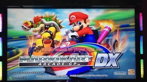 mario kart arcade gp (wii)