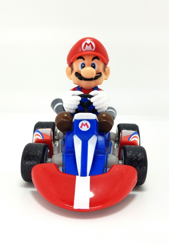 mario kart personaje mario bros carro de impulso