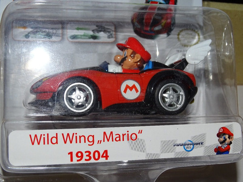 mario kart wii pull back action ~ wild wing  mario  19304