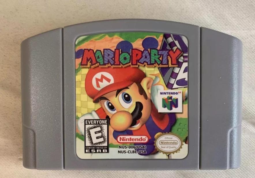 Mario Party 1 - N64