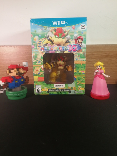 mario party 10 bundle amiibo bowser