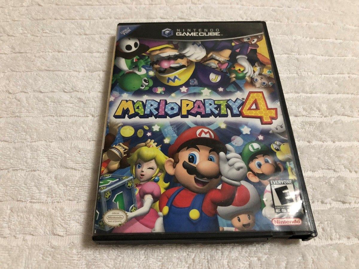 Mario Party 4 (nintendo Gamecube, 2003)