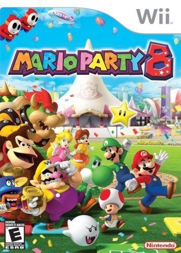 mario party 8 (reacondicionado certificado)