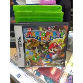 Mario Party Ds Para Nintendo Ds 3ds Y 2ds