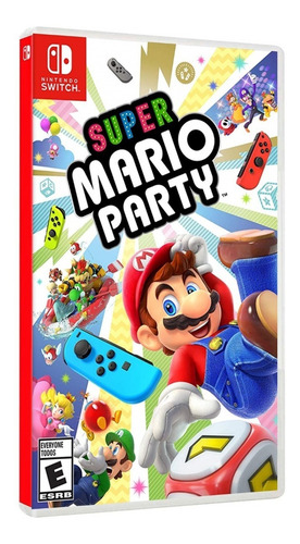 mario party nintendo switch . entrega inmediata. español