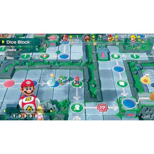 mario party video juego