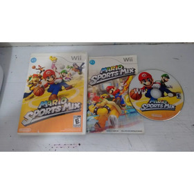 Mario Sports Mix Sin Instructivo Nintendo Wii