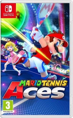 mario tennis aces - nintendo switch - gamer overdose