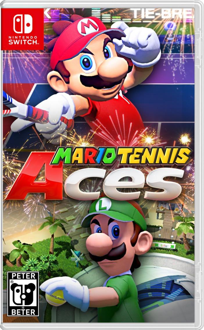Mario Tennis Aces Switch Digital Pre-venta 22/06/2018 - $ 18.000 en ...