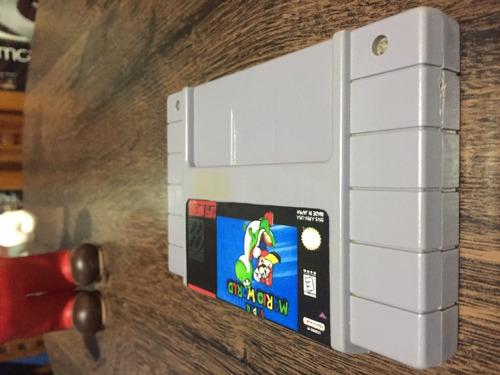 mario world snes super