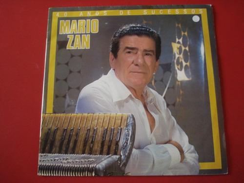 mario zan-lp-vinil-40 anos de sucessos-sanfona-mpb