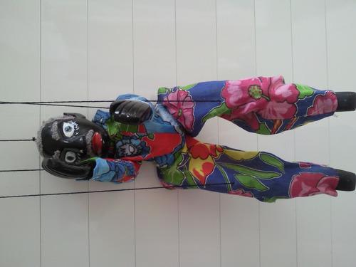 marionete déc. 50 - cultura popular nordestina
