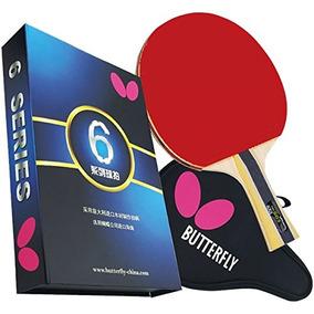 d1764781d Mariposa 603 Juego De Raquetas De Tenis De Mesa - 1 Ping Pon