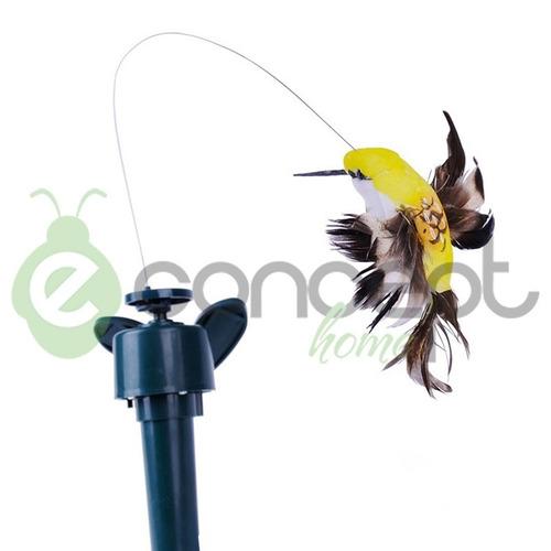 mariposa solar, ideal para jardinería, entrega gratis.