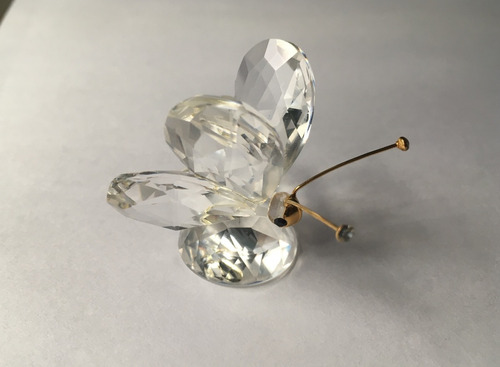 mariposa swarovski - colección crystal memories