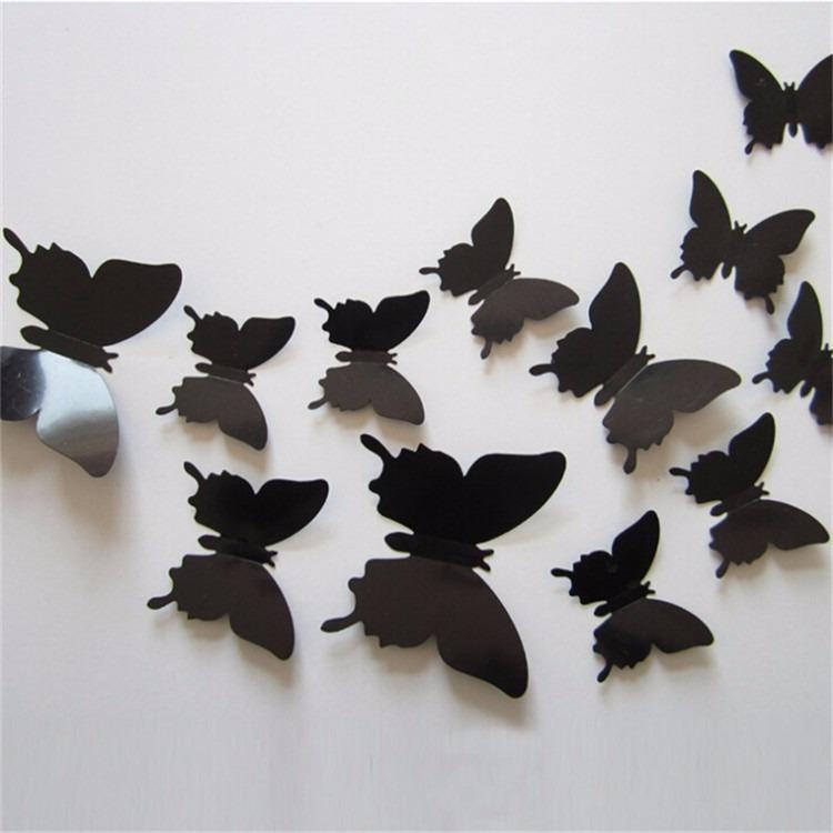 Mariposas 3d decorativos para pared 250 00 en mercado - Mariposas para pared ...