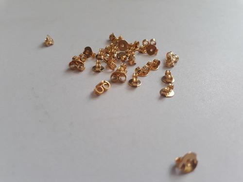 mariposas para zarcillos bisuterìa u orfebrerìa de goldfield